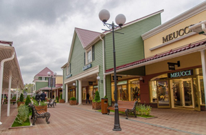 Vnukovo outlet village - аутлет-центр